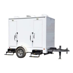 restroom trailer, portable restrooms, washroom, bathroom